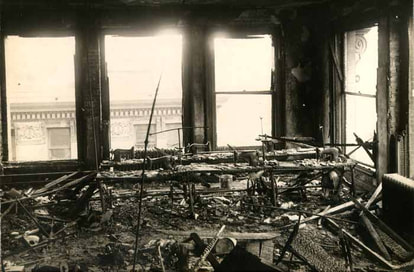 Triangle Shirtwaist Factory Fire, NYC March 25, 1911